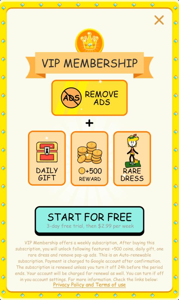 The Hello Stars Vip Membership