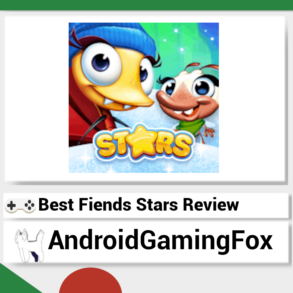 The Best Fiends Stars review featured image.