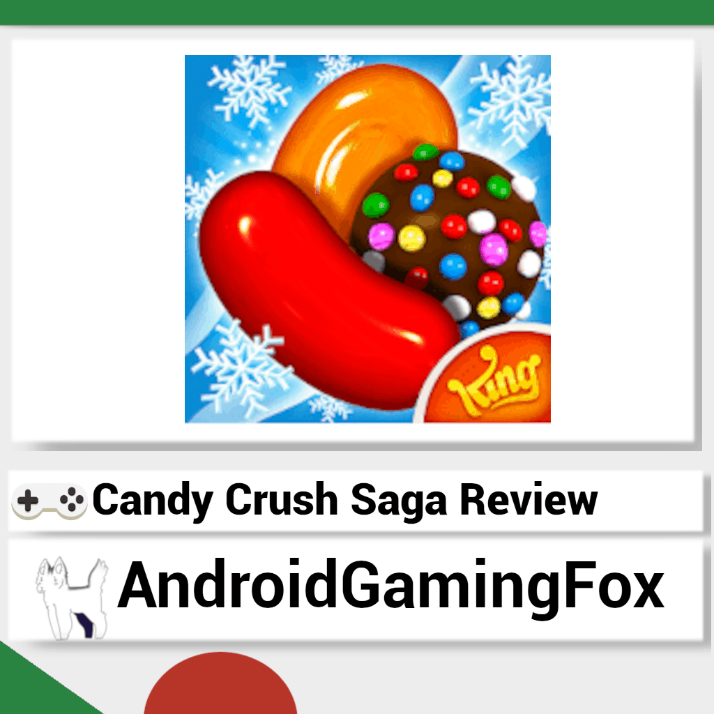 Candy Crush review featured image.