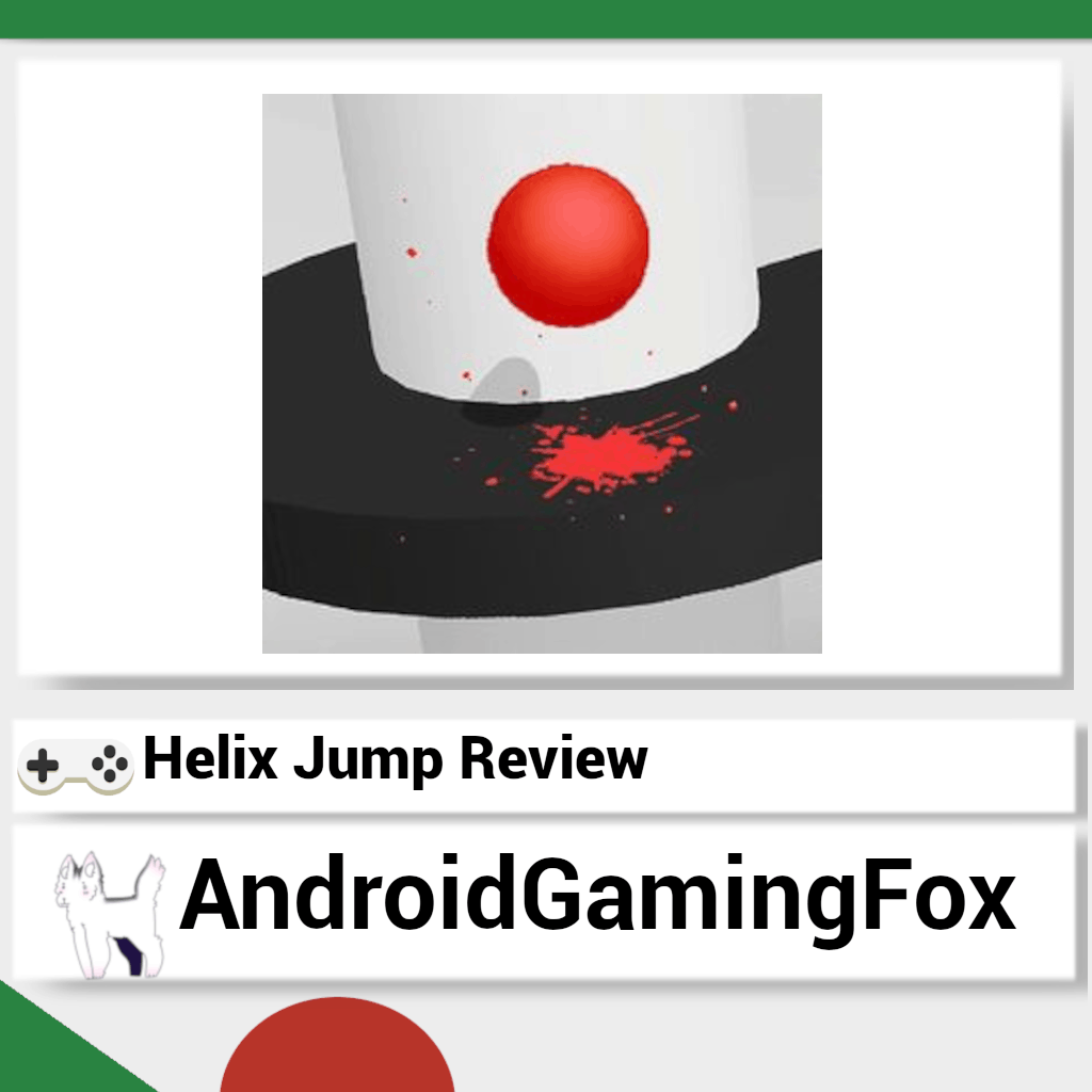 Helix Jump Review featured image.