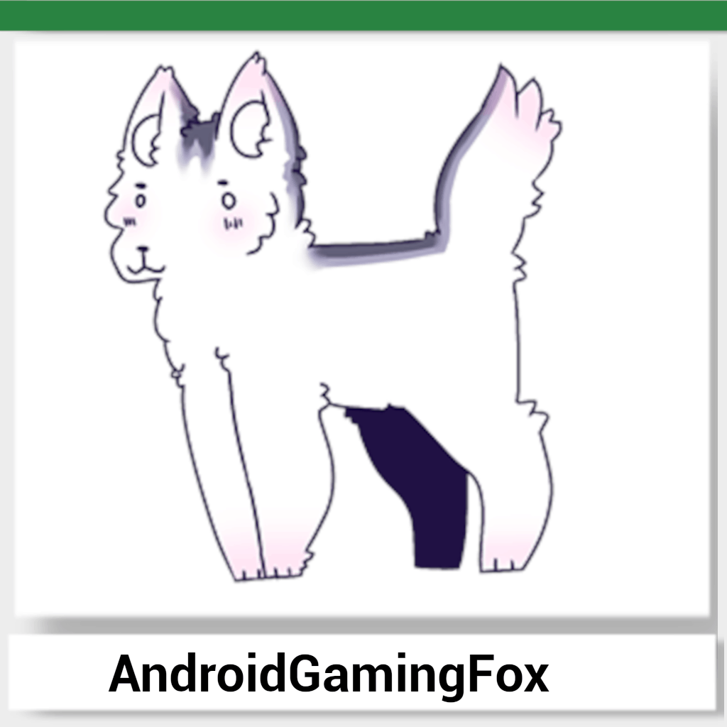 The AndroidGamingFox mascot.