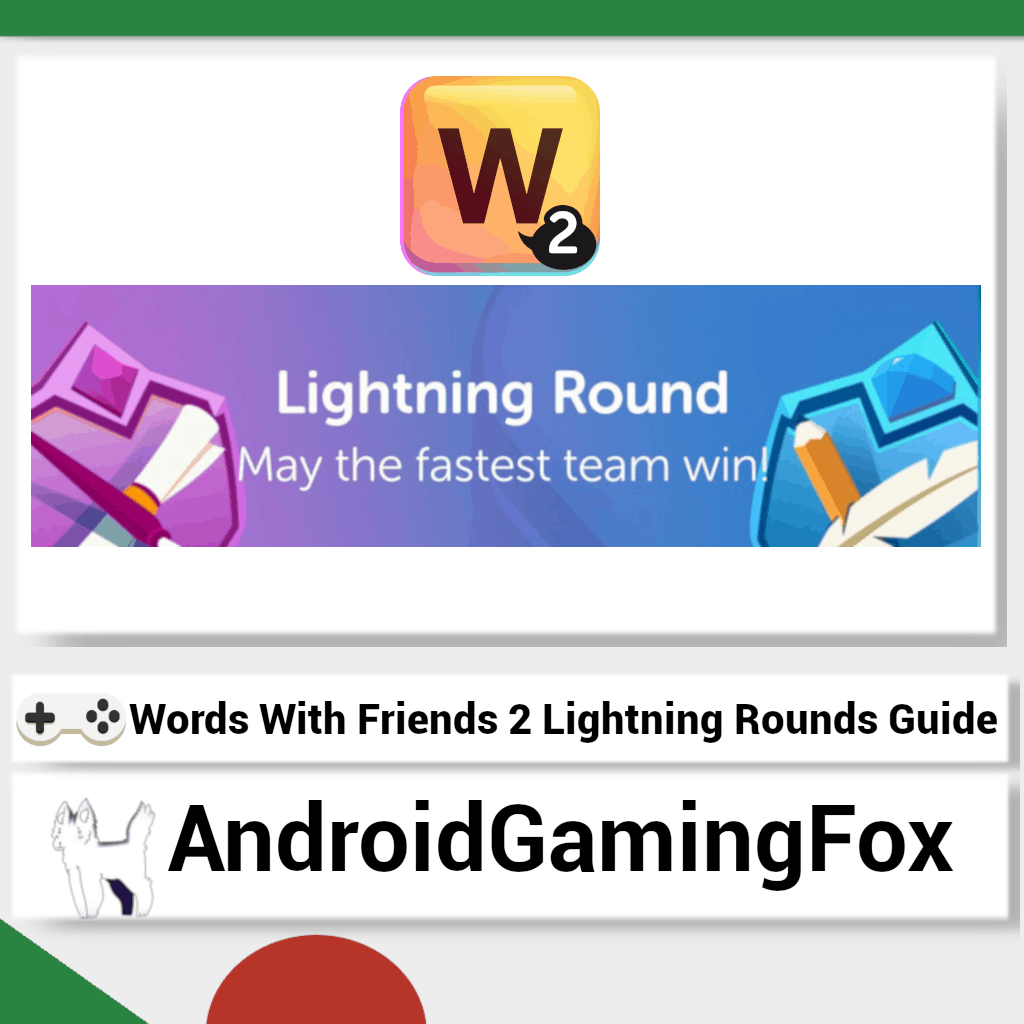 Lightning Round - May the fastest team win!