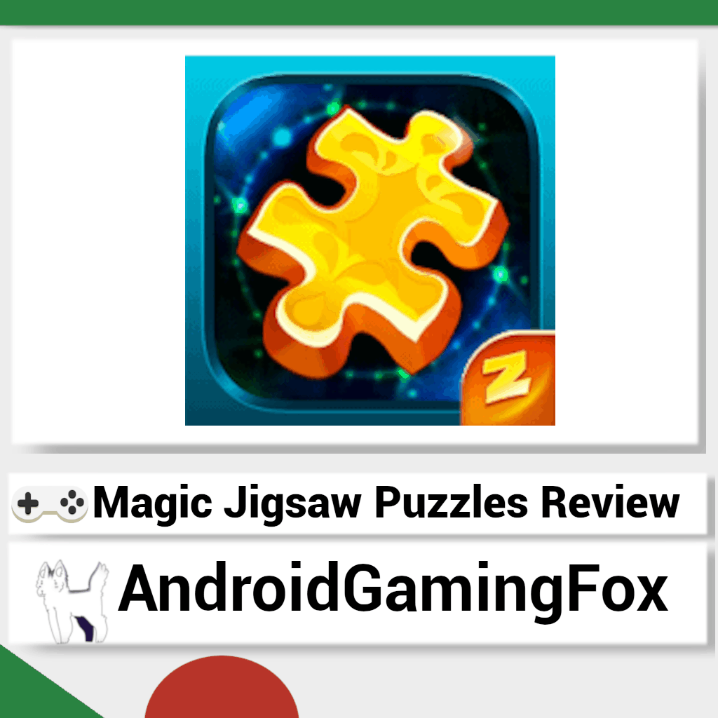 The Magic Jigsaw Puzzles review featured image.