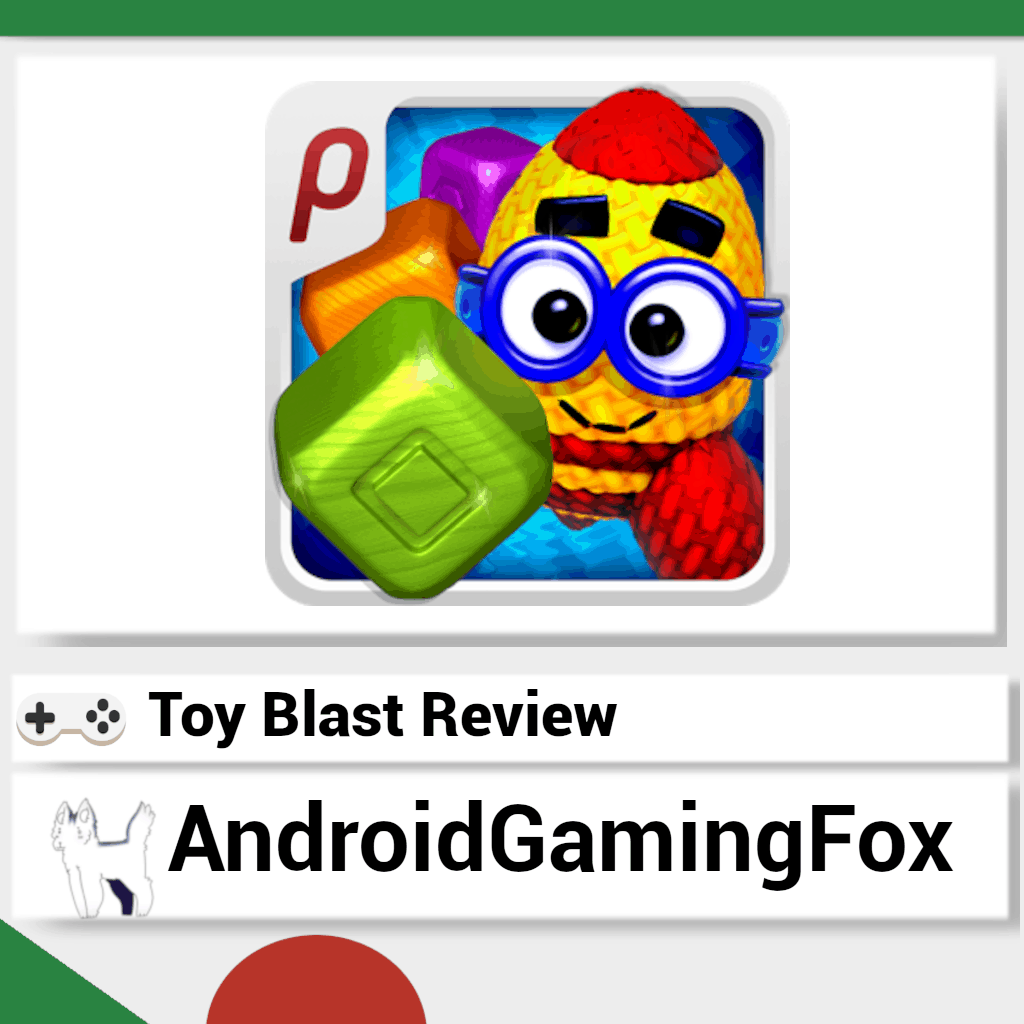Toy Blast review featured image.