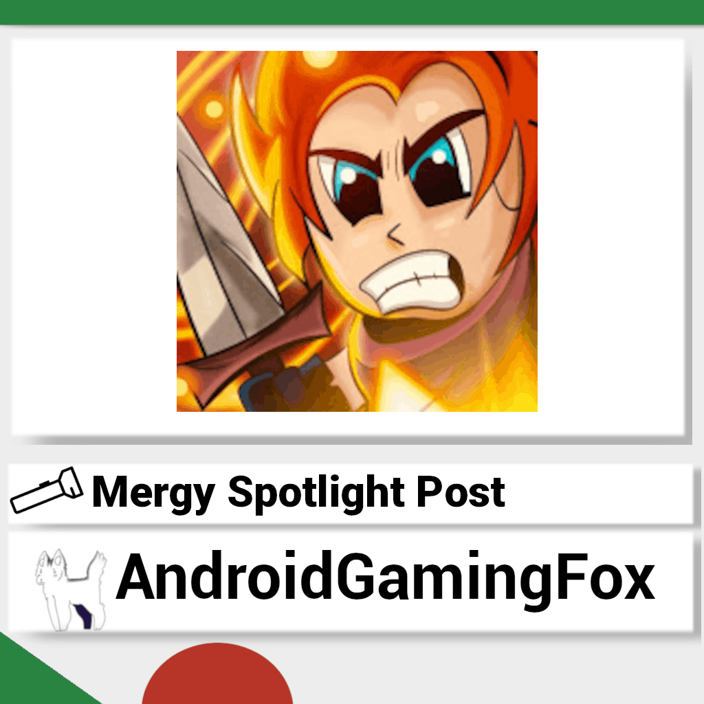 AndroidGamingFox Mergy spotlight post featured image.